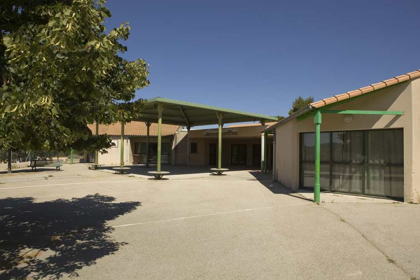 Sanilhac-Sagriès : toit photovoltaïque à l'école
