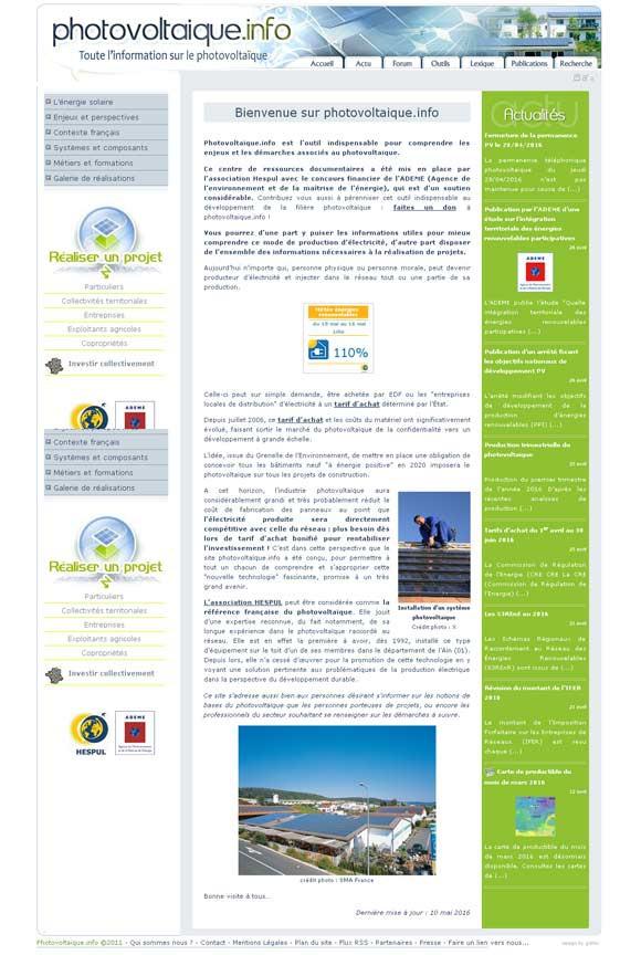 Photovoltaïque.info