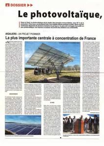 Article Républicain d'Uzès -26 mai 2016