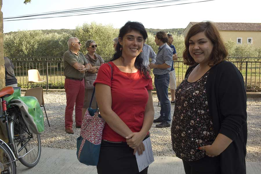 CITRE : journée de la transition Sanilhac - 2016