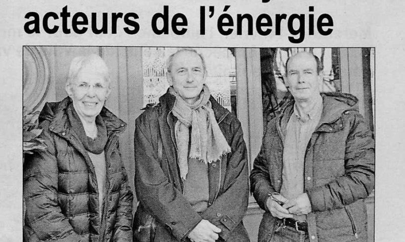 Rendre les citoyens acteurs de l'énergie