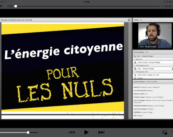 Se former aux Energies Renouvelables avec les Web'EnR !