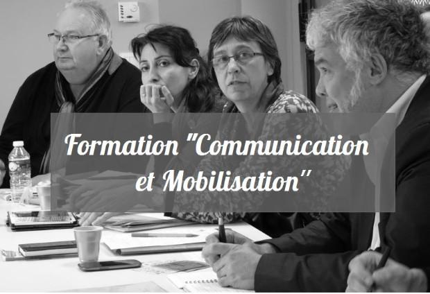 Formation à la communication et mobilisation par l'ECLR