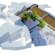 Collias : toit photovoltaïque à l'école
