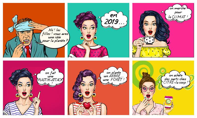 Les voeux de CITRE pour 2019