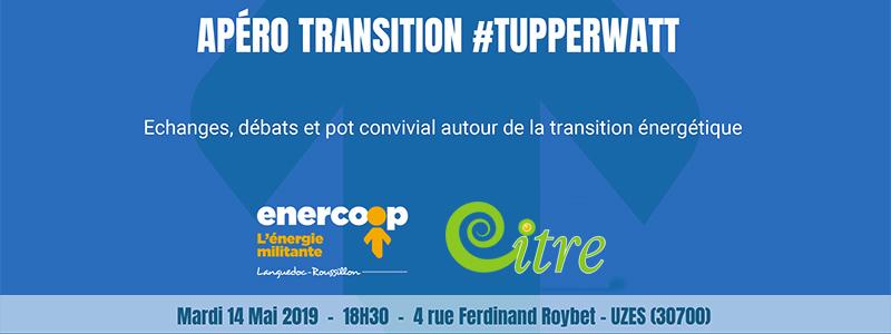 tupperwatt 2019 avec Enercoop