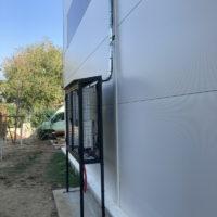 Théziers : l'armoire électrique