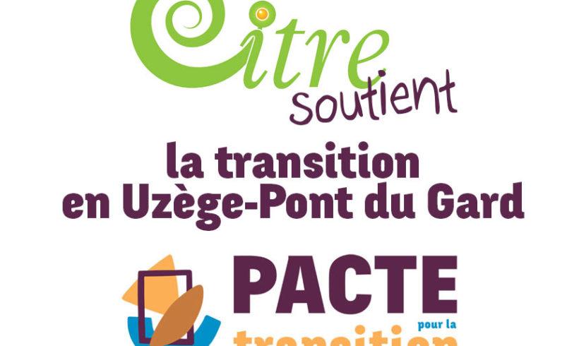 CITRE soutient la transition énergétique
