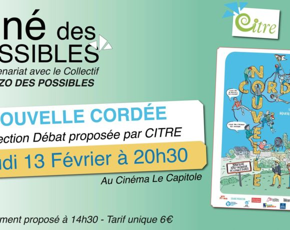 Cinéma des possibles : Nouvelle cordée