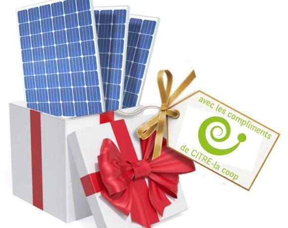 C'est Noël : offrez à vos proches un passeport pour la transition énergétique
