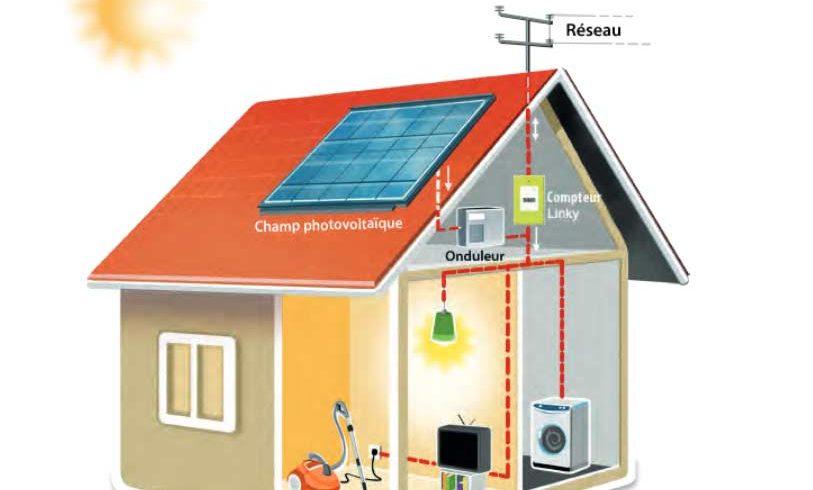 Photovoltaïque et auto-consommation